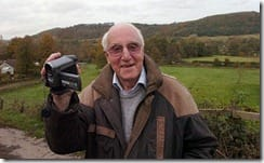 The Internet Grandad armed with his camera