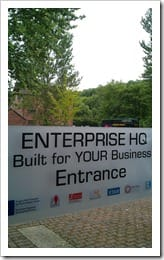 Enterprise HQ home of Shropshire Jelly