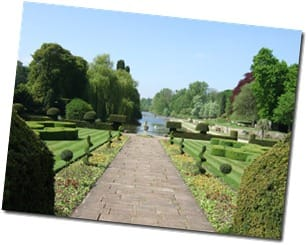 Coombe Abbey Hotel Gardens