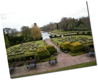 Coombe Abbey Hotel Gardens 2