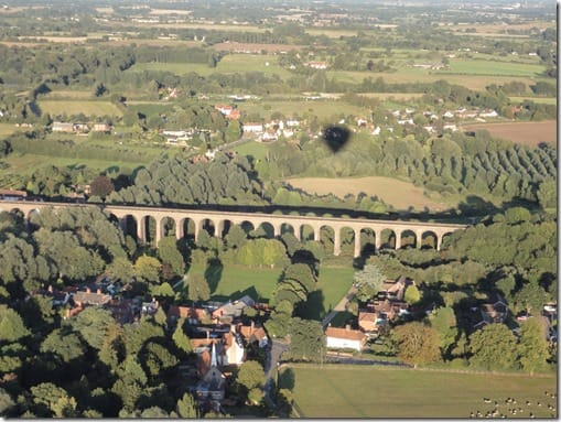 Virgin Balloon Flights Essex