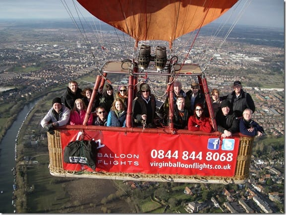 Virgin Balloon Flights York