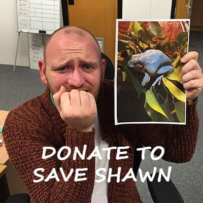 Fundraising to help save Shawn