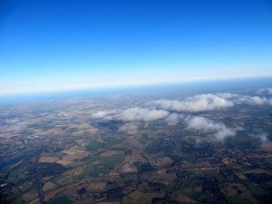 hot air balloon ride over norfolk and suffolk
