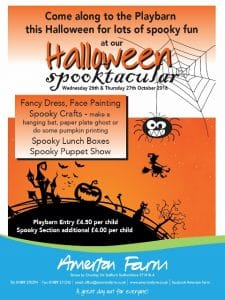 halloween and firework displays in staffordshire