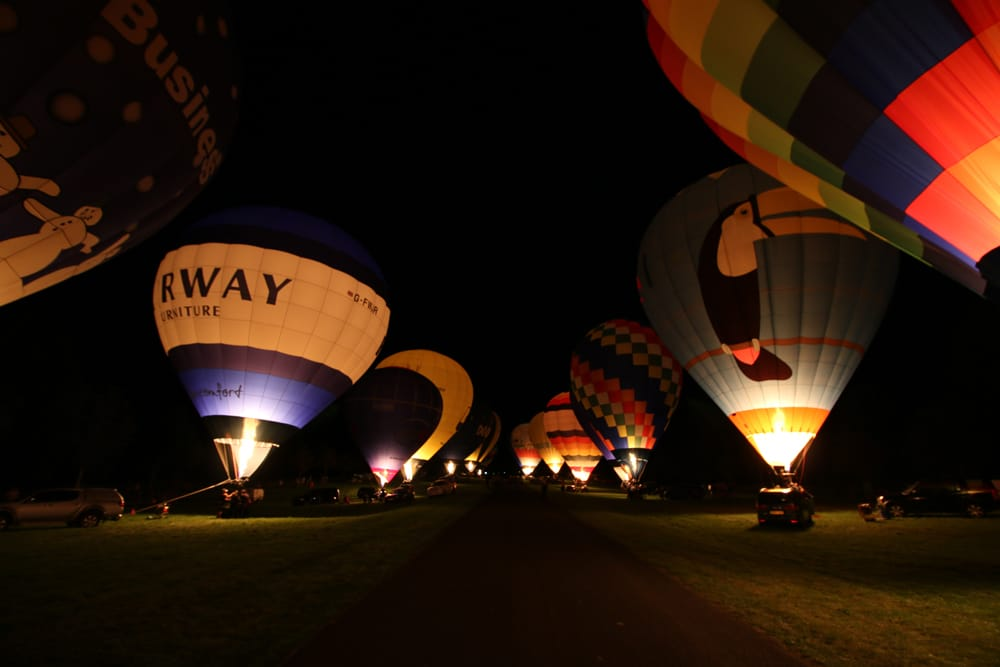 Nightglow Longleat Sky Safari