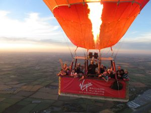 Christmas Competition 2016 Case of Wine and Balloon Flight