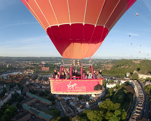 Bristol International Balloon Fiesta 2018