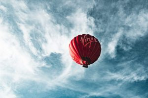 Cheltenham Balloon Fiesta 2019 Virgin Balloon 2