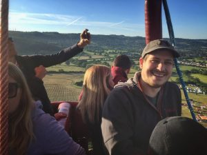 Cheltenham Balloon Fiesta 2019 Virgin flight