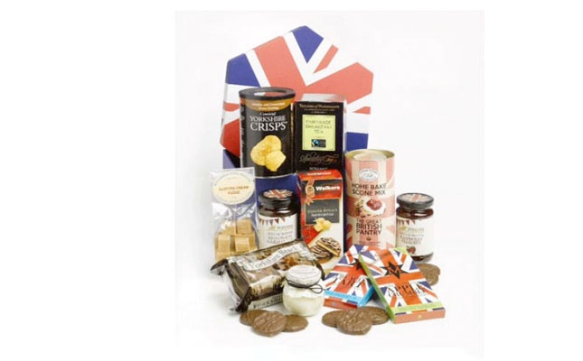 Best Of Britain Gift Hamper