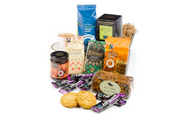 Fair Trade Tea Gift Hamper