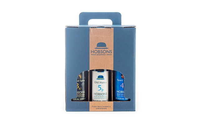 Hobsons Ale Six Bottle Case