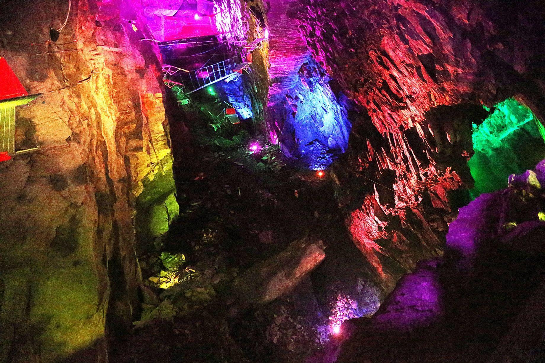 World Slate Caverns